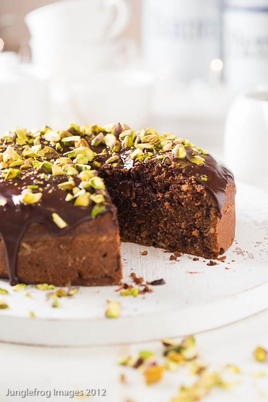 ... pistachio cake by katyskitchen ca # vegan chocolate pistachio cake at