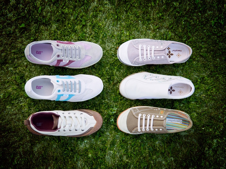 #Cat, todos los modelos de zapatillas