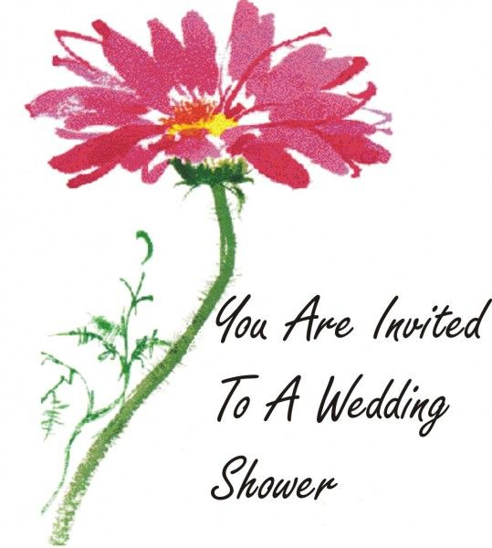 Couples Wedding Shower Invitations with perfect invitations design