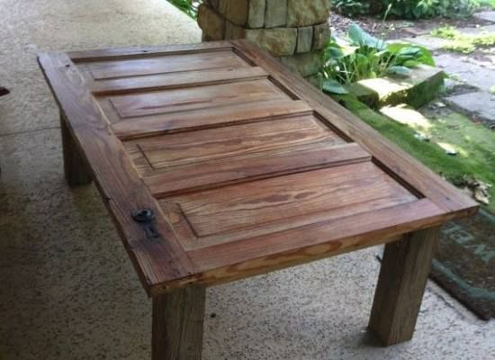 Pin by donna addley on easier livin 39 pinterest for Coffee tables 4x4