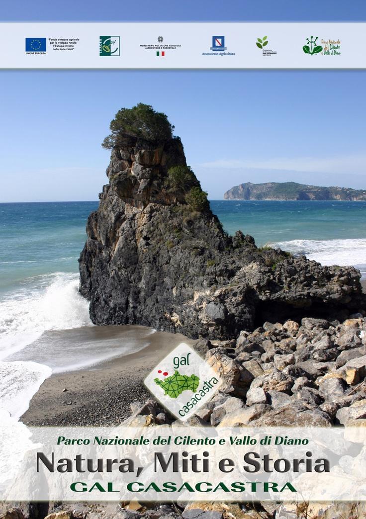 Natura, Miti e Storia | copertina libro