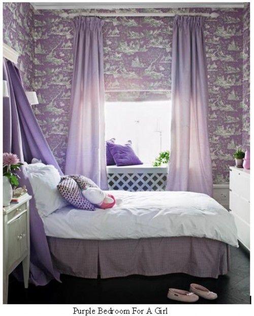 purple bedroom curtains i had a purple room it wasn 39 t the color i