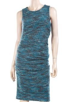 Cut 25- Boucle Knit Dress | Bananas | Pinterest  Undercut Boucle