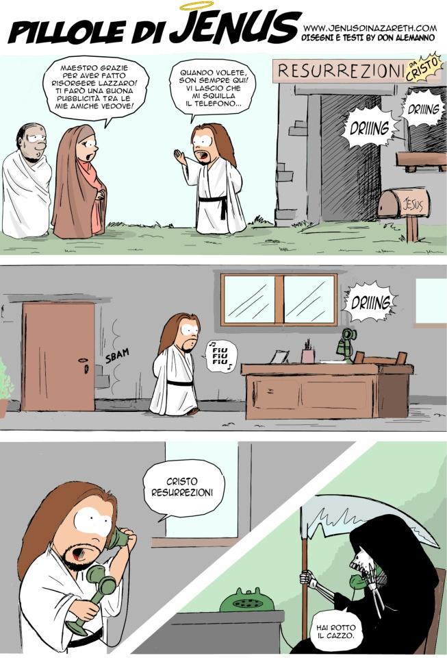 pillole di Jesus.