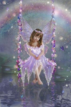 Beautiful Angels And Fairies Pinterest