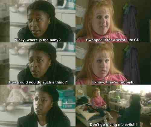 little britain sayings