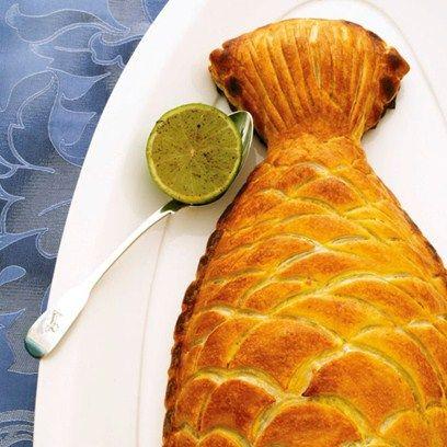 Salmon En Croute | Recipe
