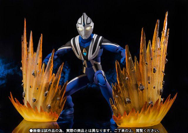 Ultraman Jonias Ultra Act Pin by S.H. Figuarts o...