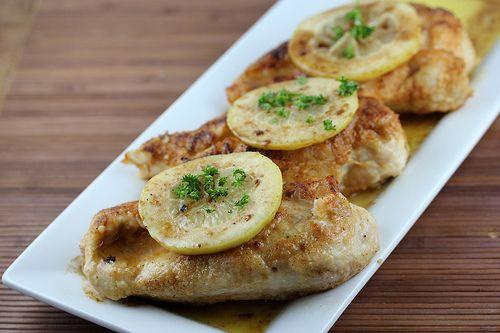 Chicken Scallopini Recipe | Free Delicious Italian Recipes | Simple ...