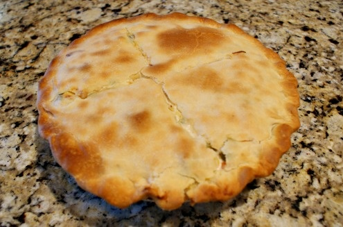 Deep Dish Chicken Pot Pie! | Cooking | Pinterest
