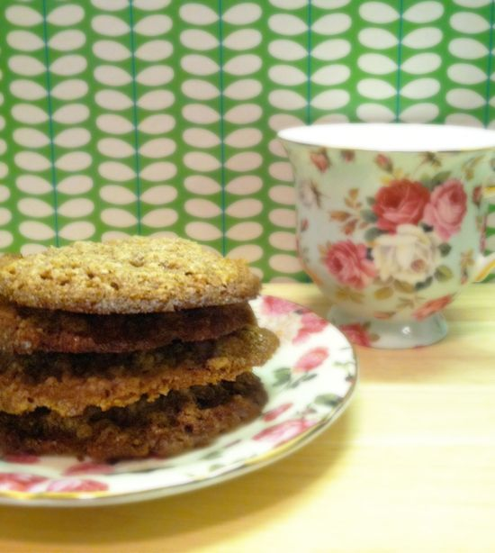 Cinnamon Oatmeal Cookies | Munch Munch | Pinterest