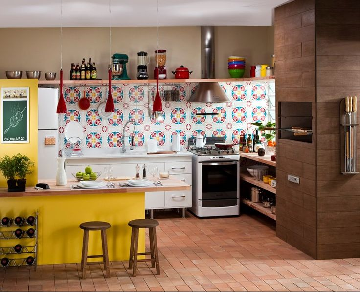 cozinha rustica Casa e decora??o Pinterest