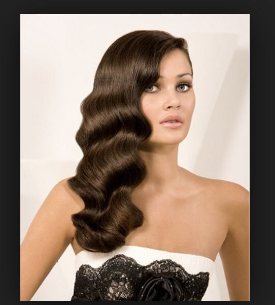 20s Fashion Hair The Image Kid Has It