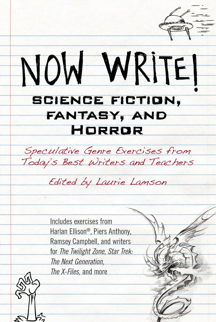science fiction creative writing exercises