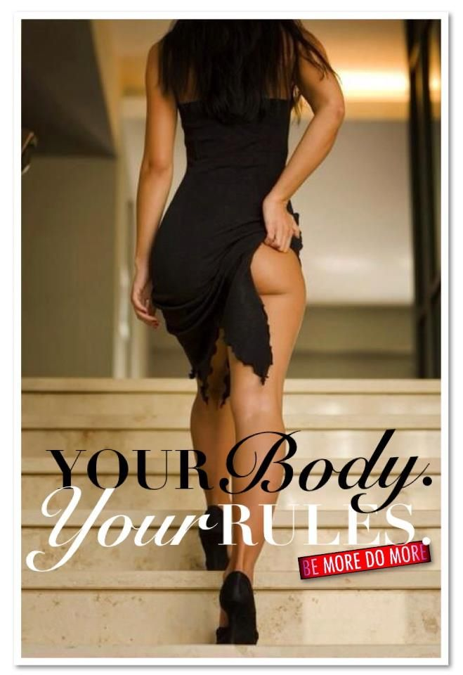 Your Body. Your Rules.