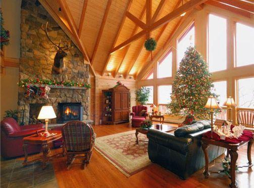 Custom Log Homes Interior Design RP Log Homes Dover Foxcroft ME