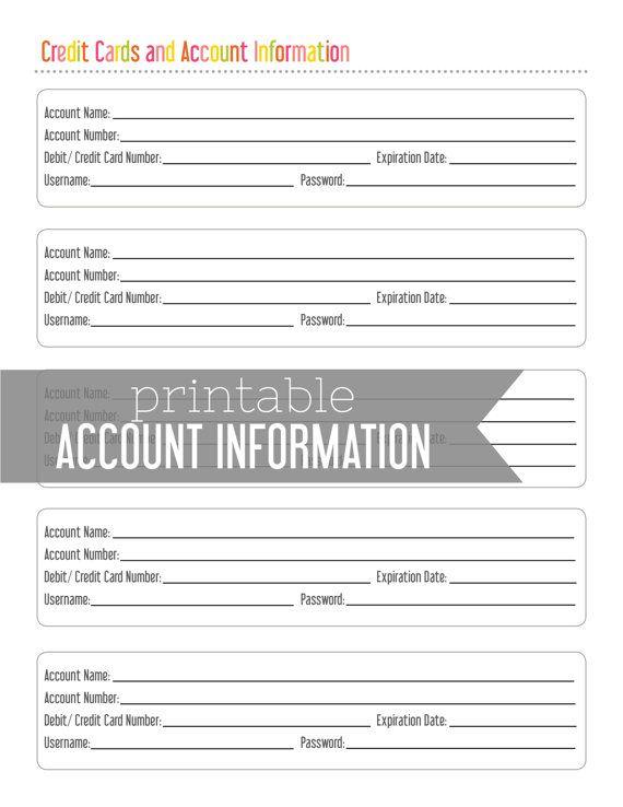 credit card information valid 2014
