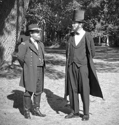Grant Amp Lincoln Abe Lincoln Pinterest