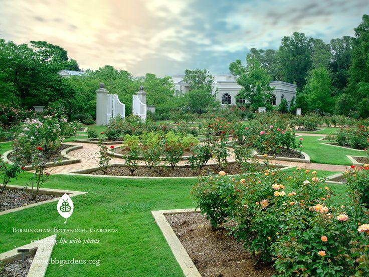 Botanical Gardens In Birmingham Al Birmingham Alabama
