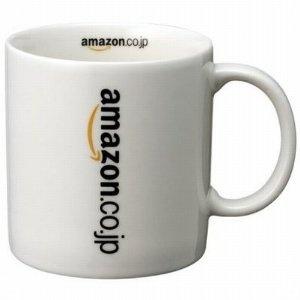 アマゾンのマグカップ