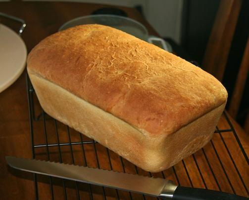 Basic Sourdough Bread. Photo by sloe cooker
