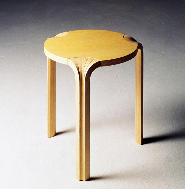 Tabouret Alvar Aalto Furniture Pinterest