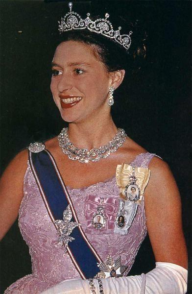 Princess Margaret Monarchy Pinterest