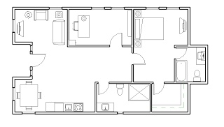 ... 2220 Carter: Shipping Container Floor Plan | Cargotecture | Pinterest
