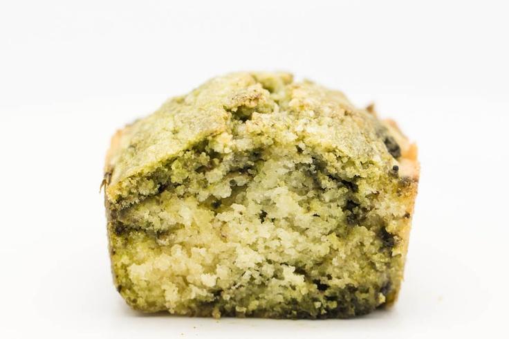 Matcha Marble Pound Cake | Life Should Be Sweet | Pinterest