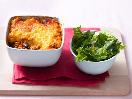 Turkey Tamale Pie | Provided By: Alexis Touchet | Kitchen Daily ...