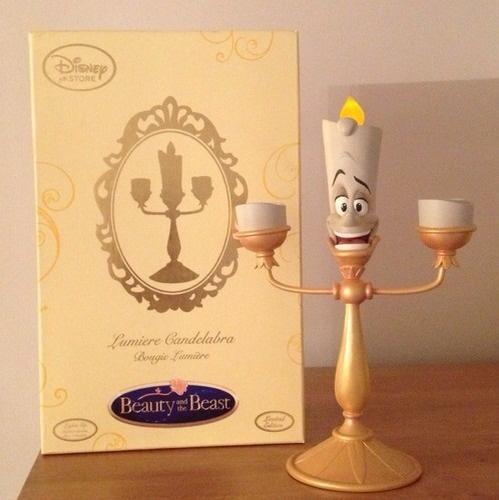 Disney Lumiere Candelabra Limited Edition