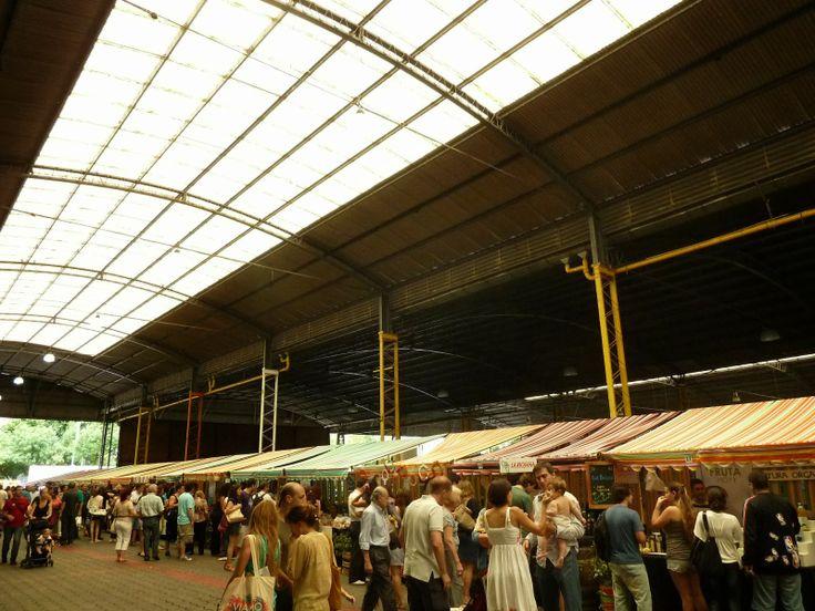Organic food fair in maine