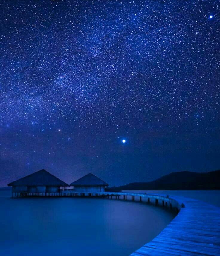 Night Sky Stars Wallpapers Beautiful Night Sky With Stars Download The Night Sky Guy The Moon Rides
