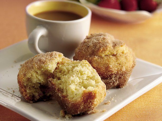 ... cinnamon and sugar, these quick-fix breakfast puffs are a favorite