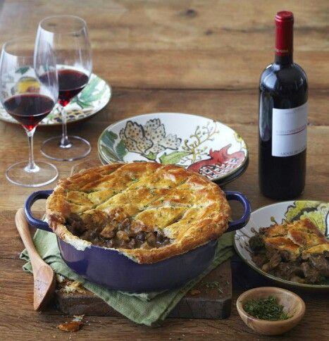 Short Rib Wellington Potpie | Recipes | Pinterest
