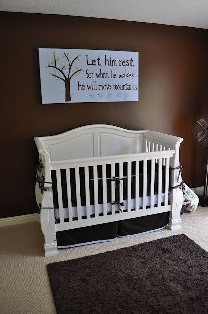 nursery! nursery! nursery!