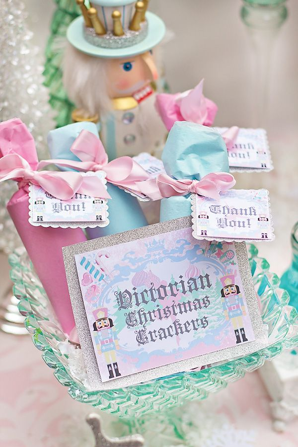 Magical Sugar Plum Fairy Nutcracker Birthday Party // Hostess with the ...