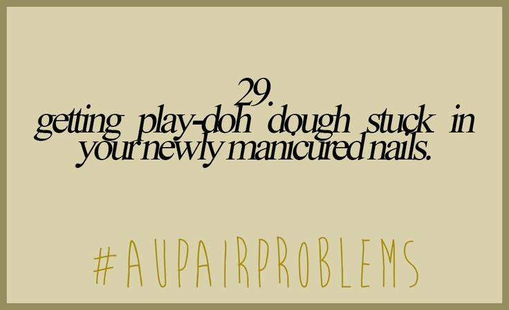 #aupairproblems
