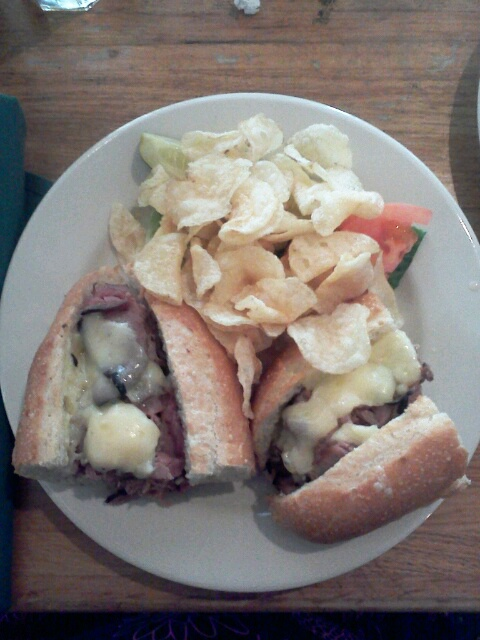 Grilled Roast Beef And Stilton Recipes — Dishmaps