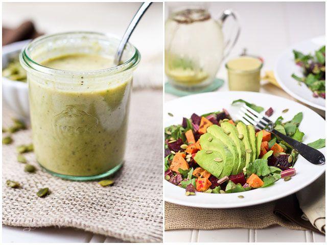 Roasted Beet and Sweet Potato Salad | Recipe