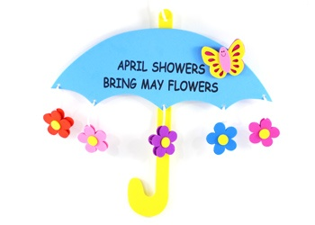 april showers bring may flowers crafts pinterest