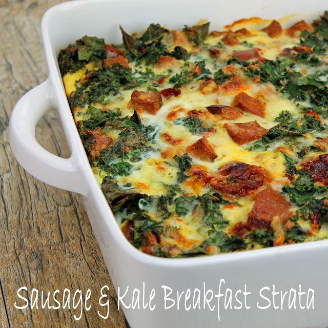 ... sausage kale and sungold tomatoes sausage egg and kale strata recipe