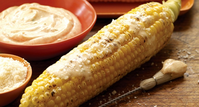 ... sweetness to a delicious seasoned butter for grilled corn on the cob