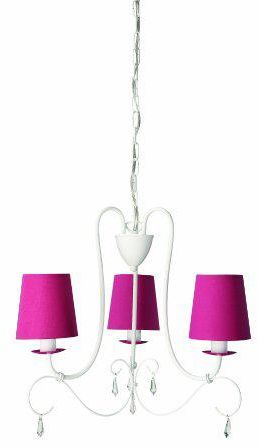 myKidsRoom Princess 415942816 roze kinderlamp Philips (lusters ...
