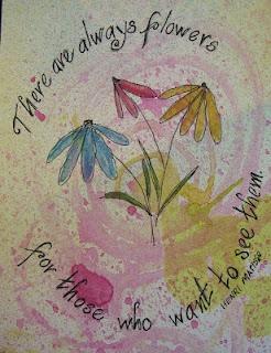 Wildflowerhouse, Sharon Judd Chapman