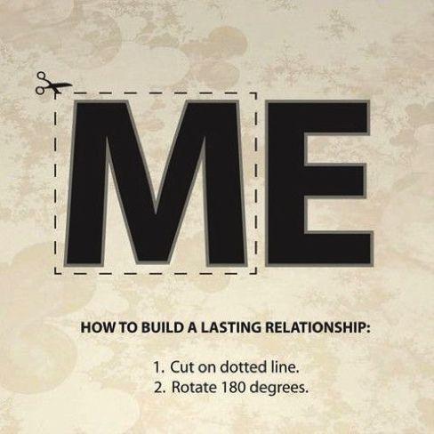 Relationships...so true.