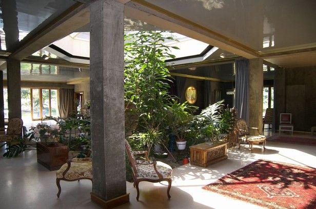 C0596 pied terre jardin d 39 int rieur jardin d for Jardin d interieur
