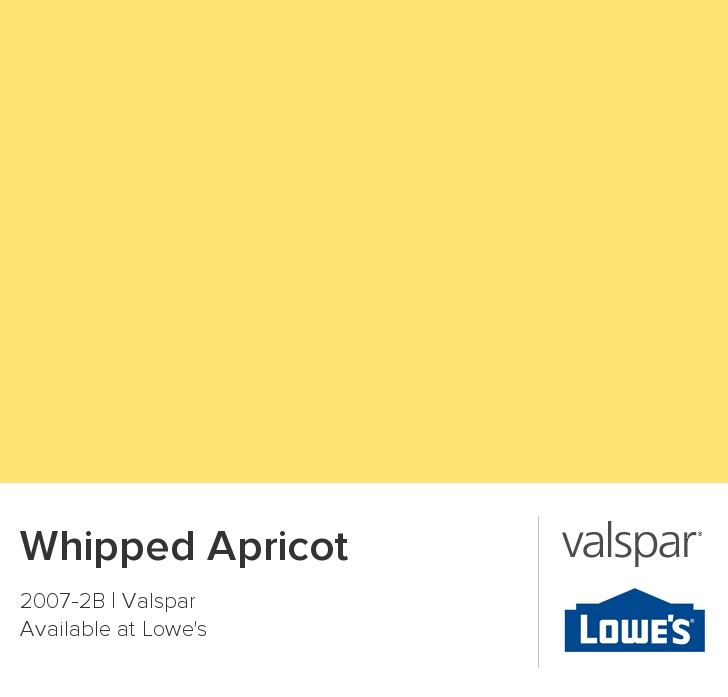 Whipped Apricot From Valspar Dining Room Paint Ideas Pinterest
