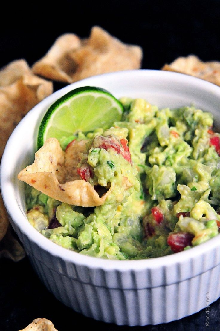 Simple Guacamole | Superb Recipes | Pinterest