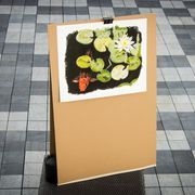 How to Make a Cardboard Easel | eHow
